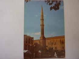 """Cartolina Viaggiata """"CAIRO Imam El Hossein Mosque"""" 1980 - Cairo"""