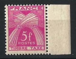 Taxe - YT 85 Neuf** - Taxes