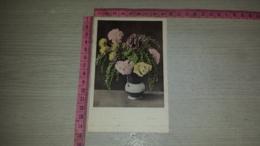 C-66711 FIORE FIORI ILLUSTRATA - Flowers, Plants & Trees