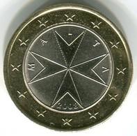 1 EUROS 2008-MALTE - Malte