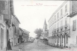 MONTANS, Près Gaillac - Intérieur Du Village. - Francia