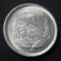 EGYPT 1973 -5 Millimes , UNC , Agouz - Egipto
