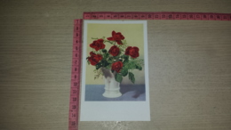 C-66716 FIORE FIORI ILLUSTRATA - Flowers, Plants & Trees