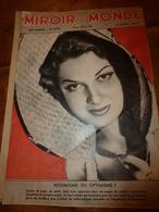 1937 LE MIROIR DU MONDE :Doux Visage;Quoi Le Temps ?;Japon;L'art Catalan;Paris-Vichy-St-Raphaël;Queen VICTORIA ;etc - Books, Magazines, Comics
