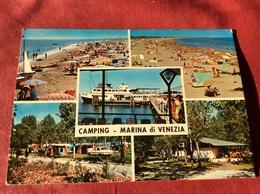 Italia. Camping   Marina Di Venezia.  Punta Sabbioni - Venezia