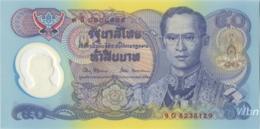 Thailand 50 Baht (P99) Sign 67 -UNC- - Thaïlande