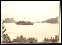 Foto Veldes - F2, Bled, 1902, Oberkrain, Gorenjska - Slowenien