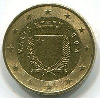 50 CENT 2008-MALTE - Malte