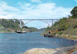 1 AK Norwegen * Svinesundbrücke - Sie Verbindet Norwegen Und Schweden * - Norwegen