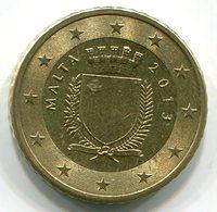 50 CENT 2013-MALTE - Malte