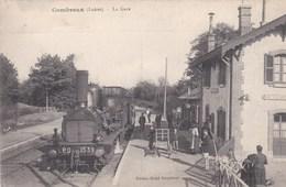 45 Combreux La Gare - Autres Communes