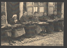 Brugge - Brugge 1900 - Dentellières Flamandes - Reproductie - Brugge