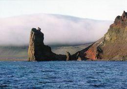 1 AK Island Jan Mayen * Der Brielletower Auf Dieser Insel Im Nordatlantik - Die Insel Gehört Zu Norwegen * - Norwegen