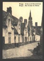 Brugge - Brugge 1900 - St-Jan In De Meerschstraat - Reproductie - Brugge