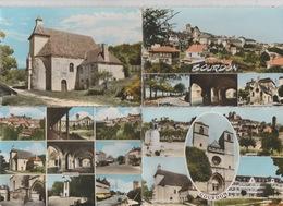 19 / 1 / 324. -  LOT  DE. 8  C. P. M.   DE  GOURDON  ( 06 )  Toutes Scanées - Cartes Postales