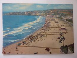 """Cartolina Viaggiata """"GAETA Spiaggia Del Serapo"""" 1978 - Altre Città"""