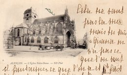 ALENCON - L'Eglise Notre Dame - Alencon