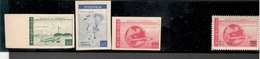 ALBANIA:AIR MAIL 3imperf Mnh**(one Perf.but Mh* - Albanie