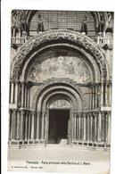 CPA - Carte Postale -Italie - Venezia - Porta Principale Della Basilica Di S. Marco-1909- S5070 - Venezia