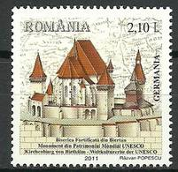 Romania 2011 Mi 6560 MNH ( ZE4 RMN6560dav144B ) - Joint Issues