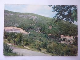 """Cartolina Viaggiata """"GRECCIO Oasi Gesù Bambino E Santuario Francescano"""" 1969 - Altre Città"""