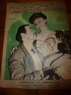 1937 LE MIROIR DU MONDE :Boubouroche,Courteline;Domrémy;Golconde;Art-Déco-Sculpture;Explo.Hindenburg;Queen VICTORIA ;etc - Books, Magazines, Comics