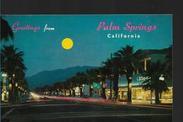 California > PALM SPRINGS DRIVE BY NIGHT - Palm Springs