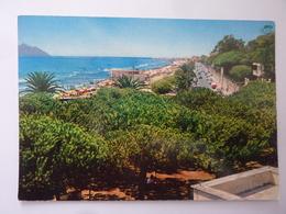 """Cartolina Viaggiata """"TERRACINA  Pineta E Spiaggia"""" 1973 - Altre Città"""
