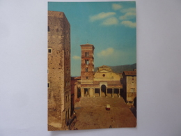 "Cartolina Viaggiata ""GAETA Cattedrale"" 1964 - Altre Città"