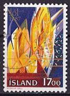 ISLAND Mi. Nr. 679 O (A-1-42) - 1944-... Republik