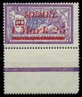 MEMEL 1922 Nr 65 Postfrisch URA X887C9E - Klaipeda