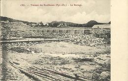 Travaux Des Bouillouses Le Barrage - France