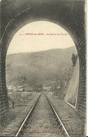 Amelie Les Bains La Sortie Du Tunnel - Autres Communes