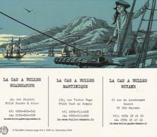 Marque Page Librairie LA CAS A BULLES De PELLERIN - Marque-pages