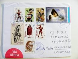 Cover Chile 2018 Christmas Noel Navidad - Chile