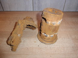 Grenade A Manche D'exercice   Allemand Ww1 - 1914-18