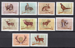 1964 - UNGHERIA - Catg.. Mi. 2079/2088A - NH - (CW1822.18) - Hungary