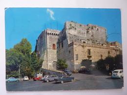 """Cartolina Viaggiata """"MINTURNO Il Castello"""" 1974 - Altre Città"""
