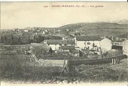 Bourg Madame Vue Generale - Autres Communes