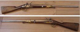 Mousqueton De Hussard 1786 1er Modele - Armes Neutralisées