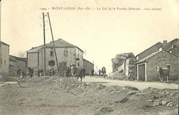 Mont Louis Le Col De La Perche - Francia