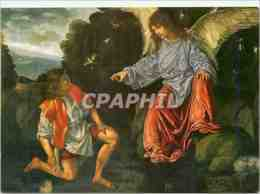 CPM Roma Girolamo Savoldo Le Petit Tobie Et L'Ange (Galerie Borghese) - Roma