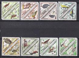 1963 - MAURITANIA - Catg.. Yv. TAXE 34/49 - NH - (CW1822.18) - Mauritania (1960-...)