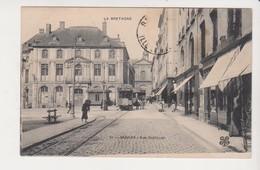 26652 Rennes 35 France Rue Coetquen Place Mairie -mopdes Elegantes -ed MTIL Trefle -tramway Byrrh - Rennes