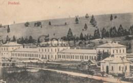 Romania - Predeal - Gara - Train Station - Roumanie