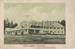 Romania - Poiana Brasov - Erholungsheim Schulerau - Roumanie