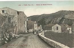 Fuilla Entree Du Beinat D Amont - Autres Communes