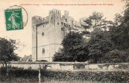 CHAMBOIS - Le Donjon - Frankreich