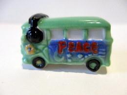 Fève Brillante - Autobus Peace - Volkswagen AG De Disney / Pixar - Disney