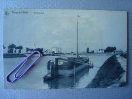 NIEUPORT : Arrière-port En 1909 - Nieuwpoort